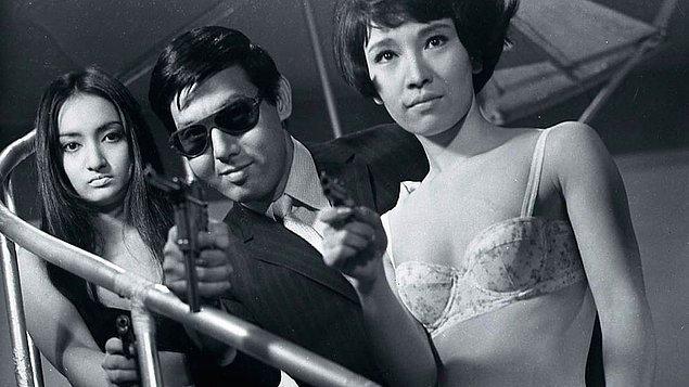 44. Branded to Kill (1967)