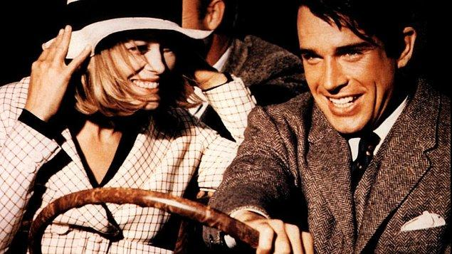 23. Bonnie and Clyde (1967)