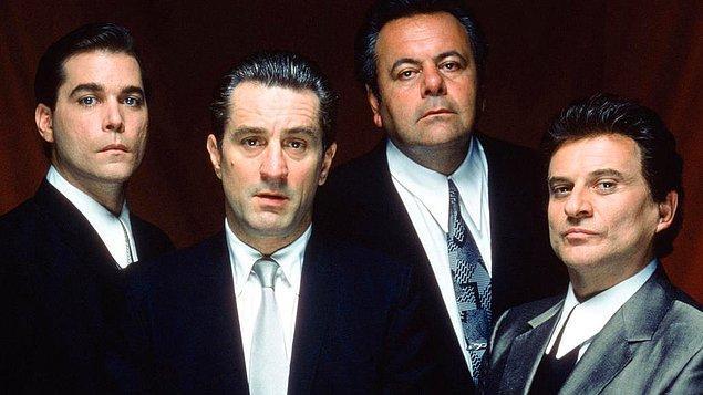 4. Goodfellas / Sıkı Dostlar (1990)
