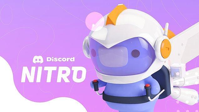 Discord Nitro'nun avantajları nelerdir?