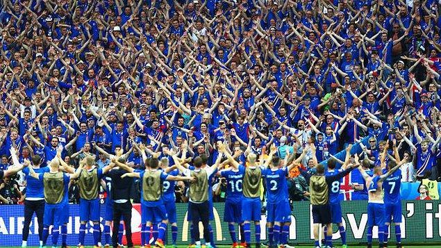 4. İzlanda - 2016 Avrupa Şampiyonası