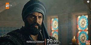 Kuruluş Osman 63. Bölüm Fragmanı Yayınlandı!