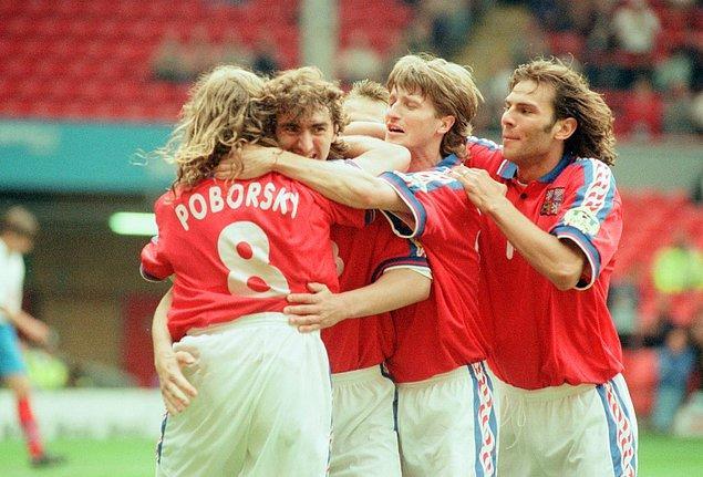 6. Çekya - 1996 Avrupa Şampiyonası