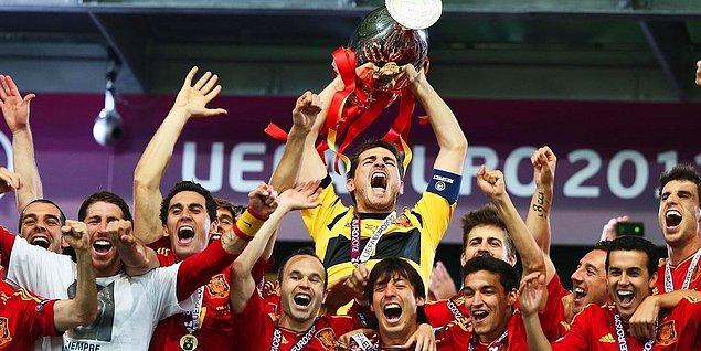 2012 Finali, İspanya 4-0 İtalya