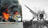Uçak Fobisi Olan Uzak Dursun; Tarihin En Korkunç 8 Uçak Kazası