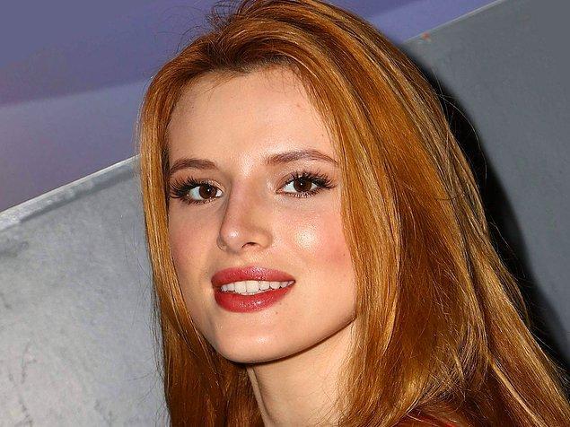 2. Bella Thorne