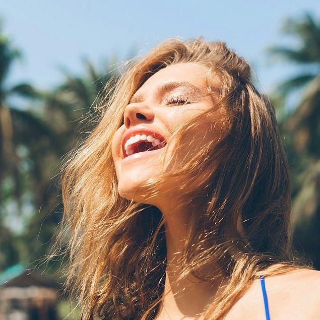9. Uv faktörlü saç ürünlerini daha önce duymadıysanız öğrenmenizde fayda var.