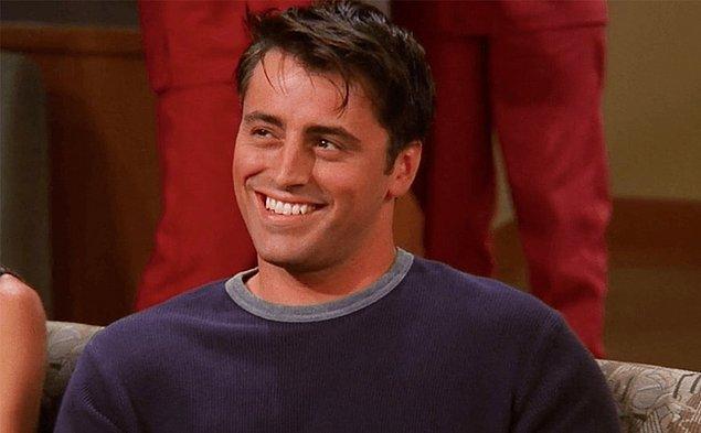 2. Joey Tribbiani