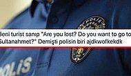 Polisten Duyduğu En Garip Cümleyi Anlatan Kişilerin Birbirinden Komik Anıları