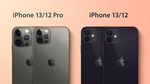 İşlemci tarafında A15 Bionic modelini kullanacak. Ram tarafında ise iPhone 13 mini ve iPhone 13 4 GB, iPhone 13 Pro ve iPhone 13 Pro Max ise 6 GB Ram'e sahip olacak.