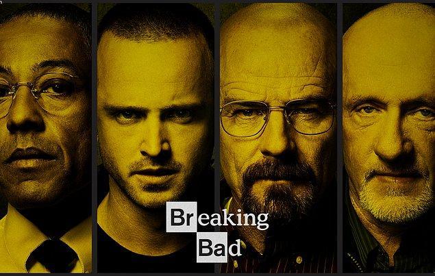 1. Breaking Bad