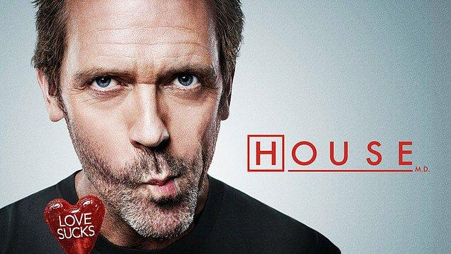 9. House M.D.