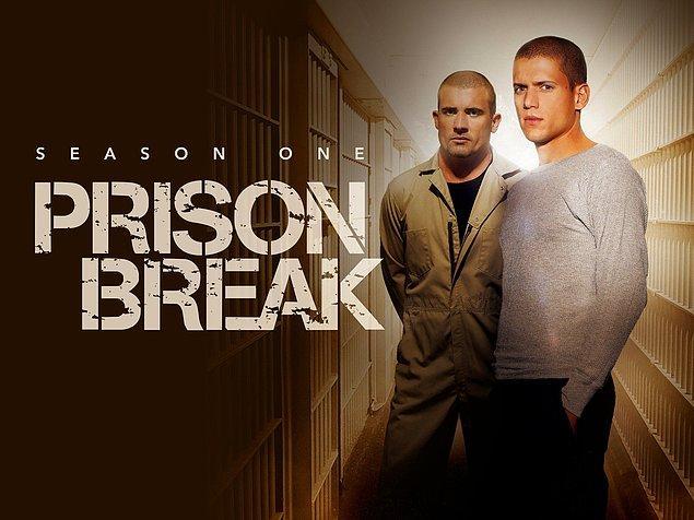 22. Prison Break