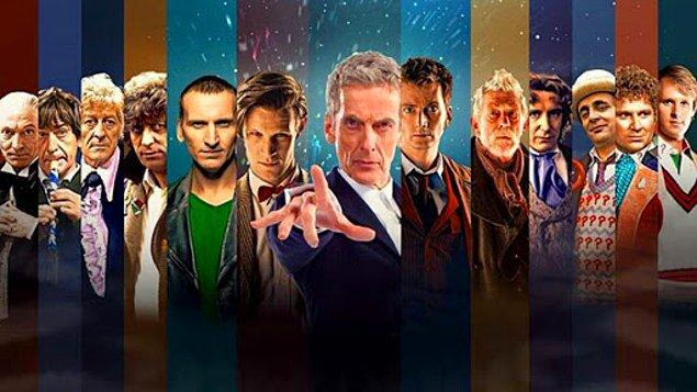 13. Doctor Who
