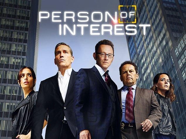 18. Person of Interest