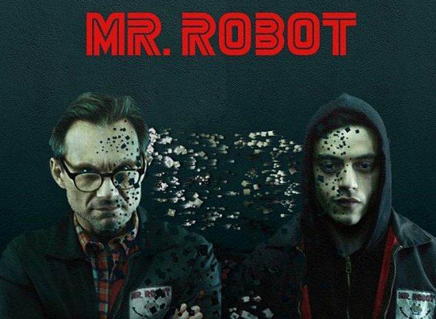 16. Mr. Robot