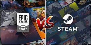 Bu Savaş Kolay Bitmez: Epic Games ve Steam Rekabeti Hakkında Söyleyecekleri Olan Oyuncular