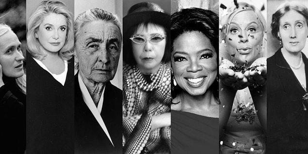 Tarih boyunca kendini topluma 'ispatlamak' zorunda kalmış binlerce kadın olduğunu biliyoruz.