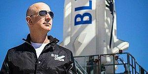 Açık Artırmayla Satıldı: Jeff Bezos'la Uzay Yolculuğunun Bedeli 28 Milyon Dolar