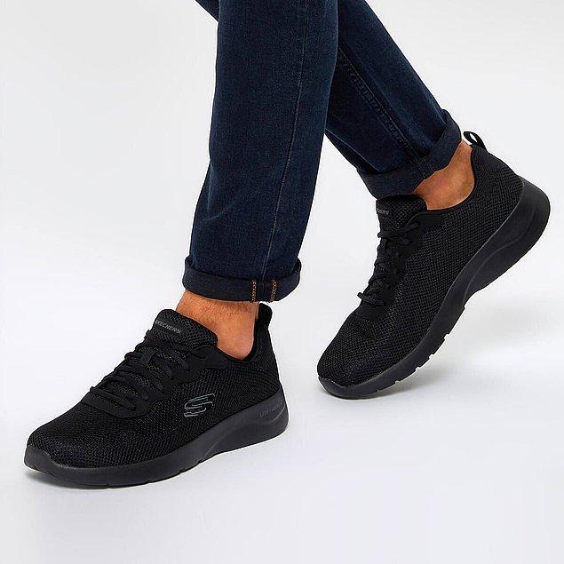 3. Sportif babalar için rahat bir ayakkabı onlara yardımcı olabilir.