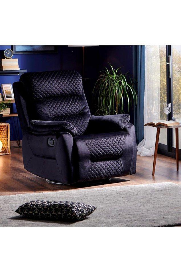 4. Adından da anlaşılacağı gibi 'baba koltuğu' alma fikri çok güzel olabilir.