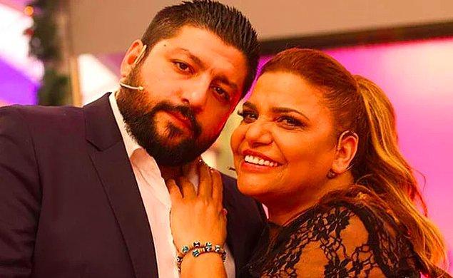 10. Kibariye'nin eşi Ali Küçükbalçık, yine aldattı.