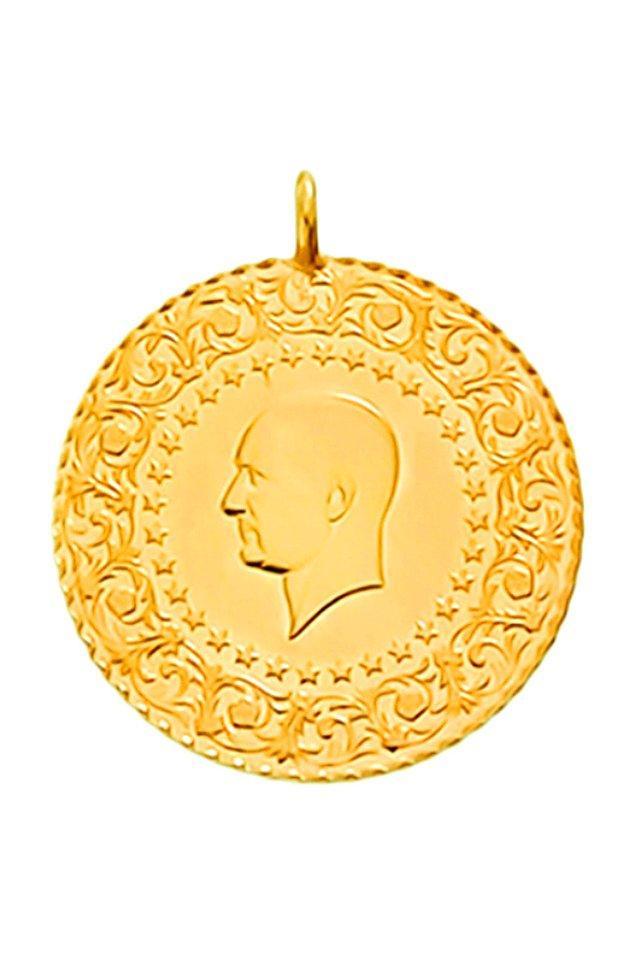 8. Eski tarihli tam altın
