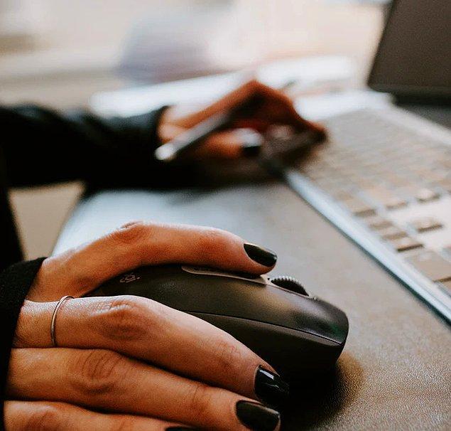 4. Ergonomik bir mouse pad herkese lazım!