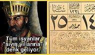 Osmanlı'da Her 33 Yılda Bir O Yılın Yaşanmamış Sayılması Askeri İsyanların da Çöküşün de Sebebiymiş!