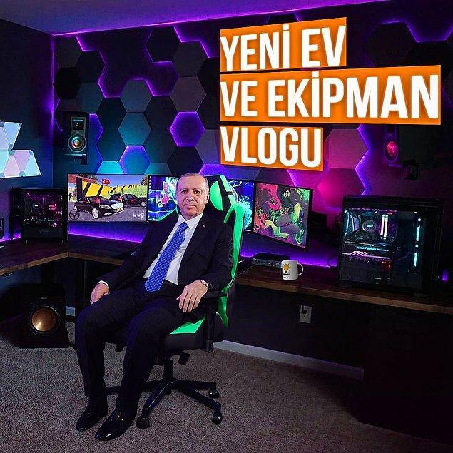 6. Akşama canlı yayın var arkadaşlar, twitch/reis2023 adresine bekliyorum hepinizi...