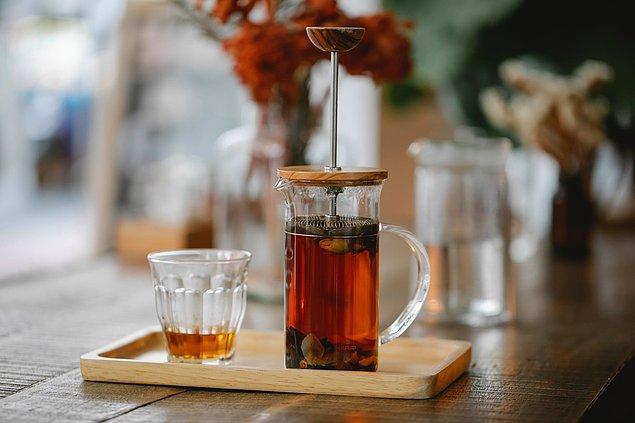 10. Çalışırken bir çay veya kahve molası vermeden olmaz.