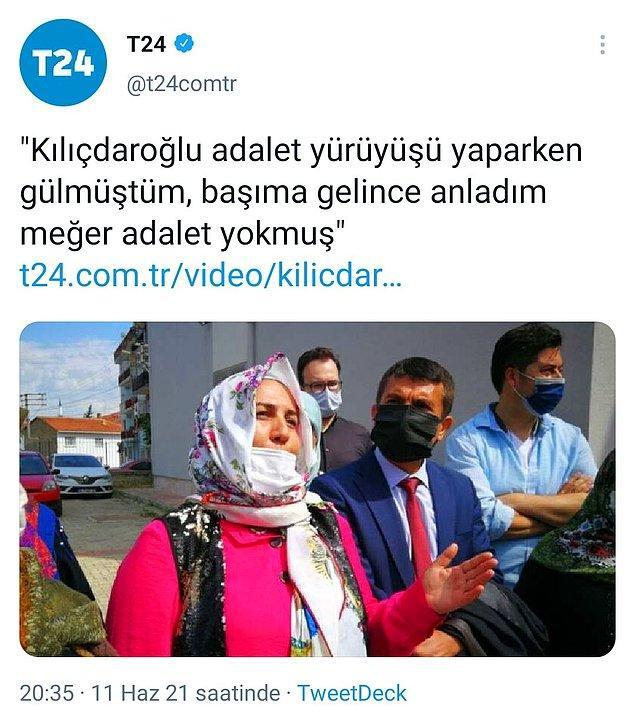4. Kılıçdaroğlu söyleyince kimse takmıyordu bak...