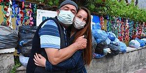 Gözyaşlarına Boğulmuştu... Dede ve Torunun Mavi Kapaklarını Çalan Şüpheli Yakalandı