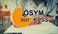 KPSS Başvuruları Bugün Bitiyor! 2021 KPSS Başvuru Ücreti Ne Kadar? İşte ÖSYM Başvuru Ekranı
