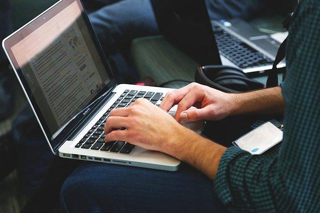 7. Profesyonel becerilerinizi profilinizde belirtmelisiniz.