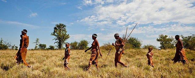 13. Botsvana'da evli çiftlerin yeni yıla cinsel ilişkiye girerek girmesinin şans ve zenginlik getirdiğine inanılıyor.