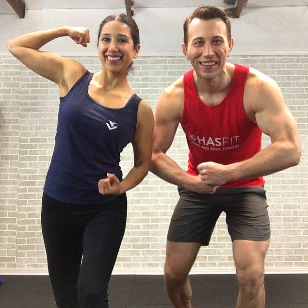 4. HASfit (Coach Kozak ve Claudia)