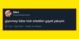 Türk Erkekleri Giyinmeyi Bilmiyor mu?