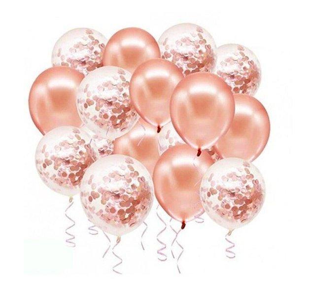 6. Süslemene balonlar ekleyebilirsin...
