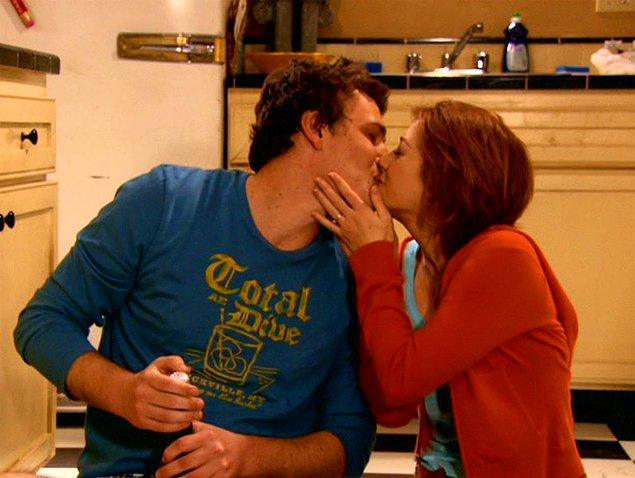 1. Marshall ve Lily - How I Met Your Mother