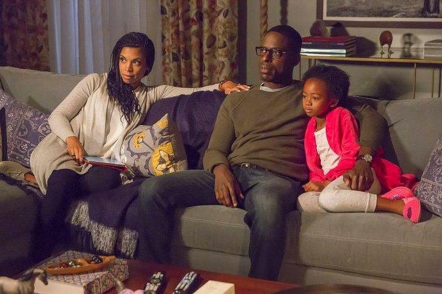 3. Randall ve Beth - This is Us