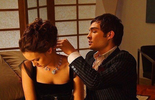 7. Blair ve Chuck - Gossip Girl