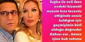Mehmet Ali Erbil'den Seda Sayan'ın Tecavüzcü İddialarına Jet Hızıyla Çok Konuşulacak Bir Yanıt Geldi
