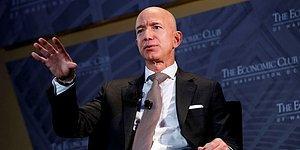 Uzaya Gideceğini Açıklayan Jeff Bezos İçin Kampanya Başlatıldı: 'Dünya'ya Dönmesin'