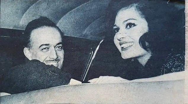 Büyük aşkın hikayesi Rüçhan'ın çöpçatan şoförü sayesinde başladı.
