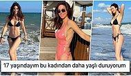 49 Yaşındaki Defne Samyeli'nin Son Paylaştığı Bikinili Fotoğrafları Ortalığı Yakıp Geçti! 🔥
