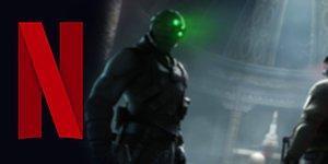 Anime Serisi Olarak Netflix Ekranlarına Gelecek Splinter Cell'den İlk Görsel Geldi!