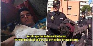 Annesini Öldürdükten Sonra Cesedini 1000 Parçaya Ayırıp Köpeğiyle Beraber Yiyen İspanyol Yamyam