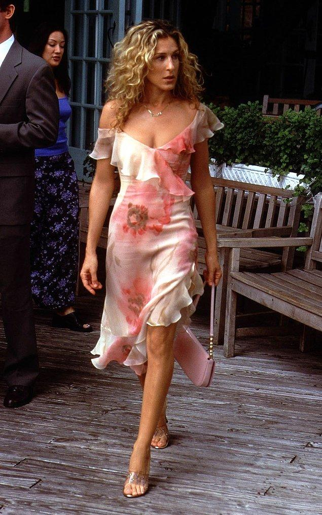 Sex and The City- Carrie Bradshaw