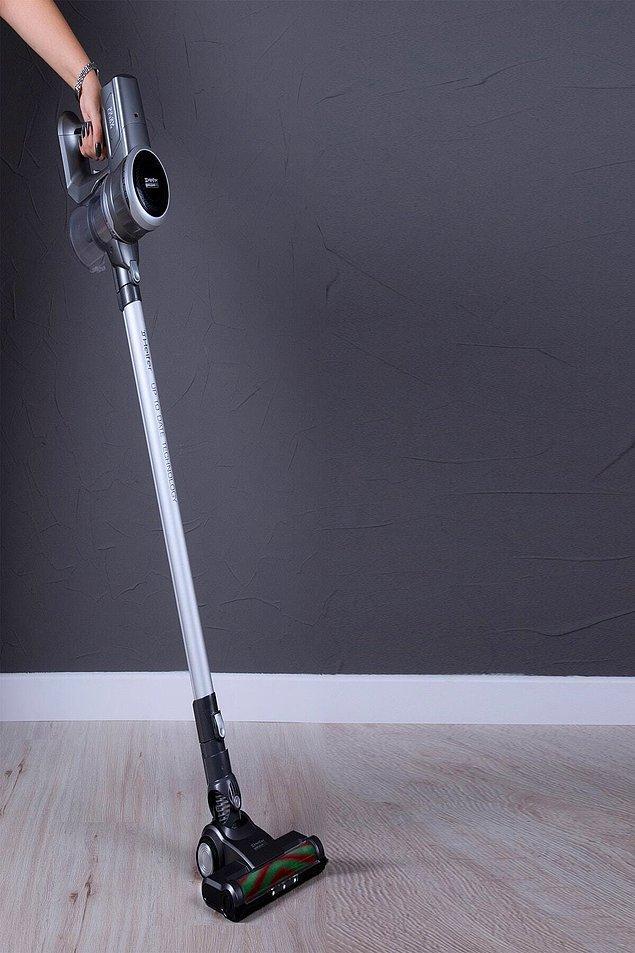 7. Evi süpürürken kablo derdiyle uğraşmaktan sıkılmadınız mı?